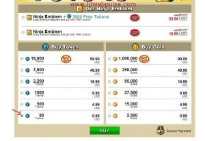 2-jumlah-token-gold-ninja-saga