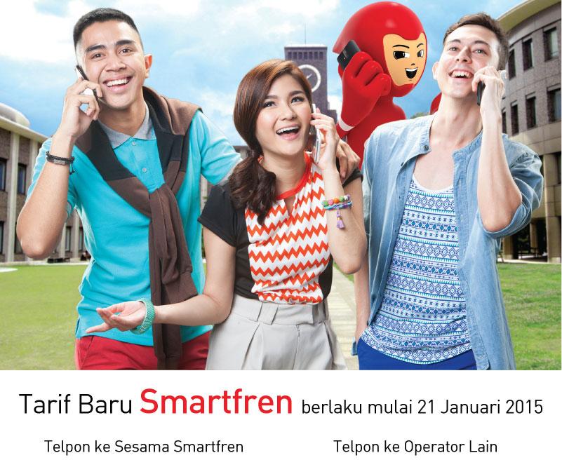 Tarif baru Smartfren 2