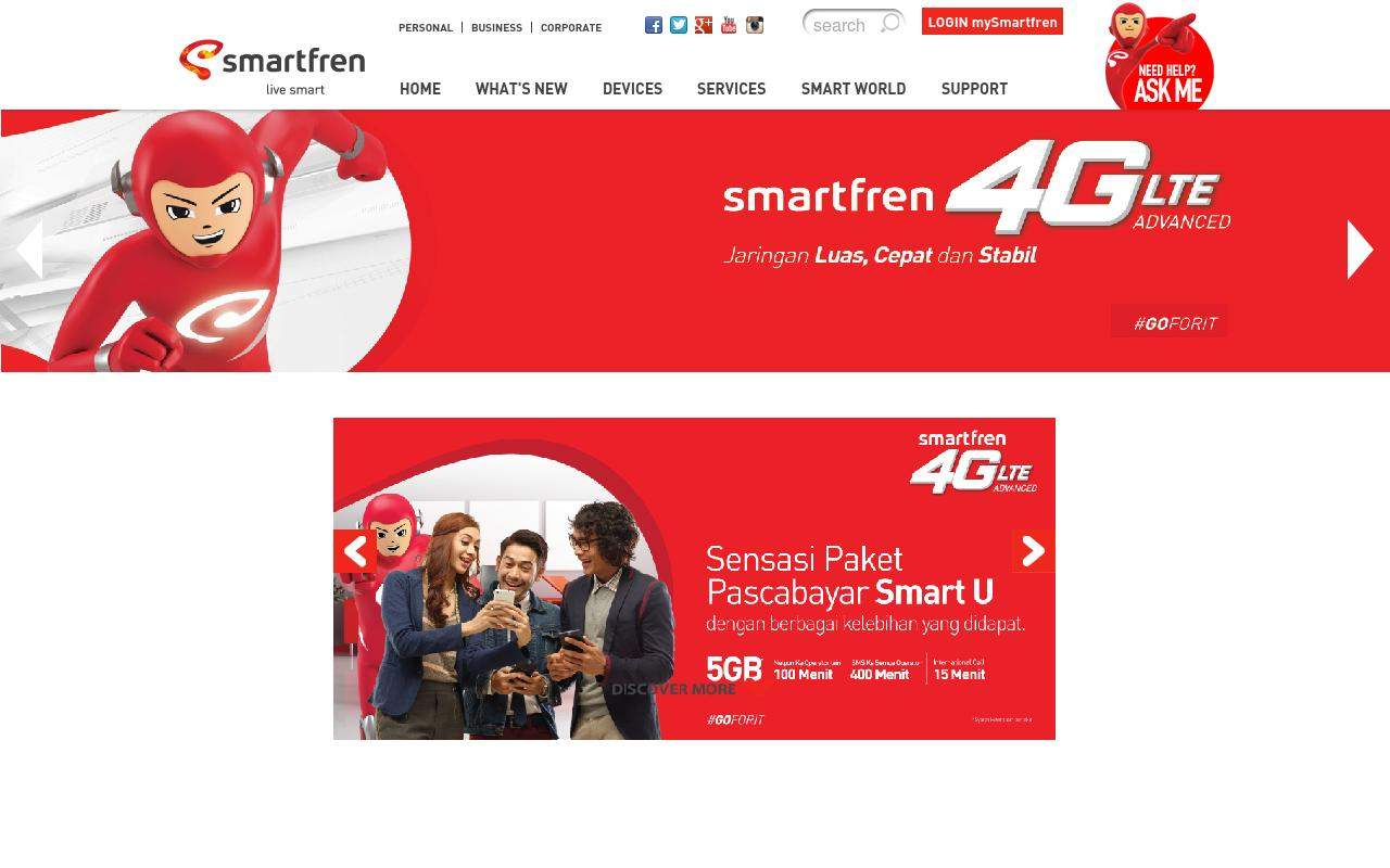 Review Internet Unlimited Pascabayar Smartfren