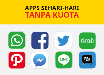 aplikasi tanpa kuota