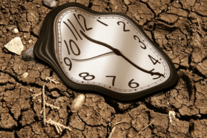 waktu terbuang