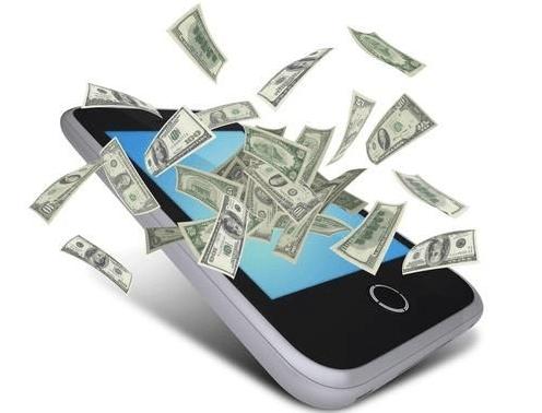 handphone penghasil uang