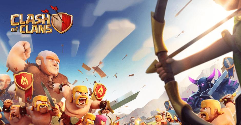 Clash of Clans baru