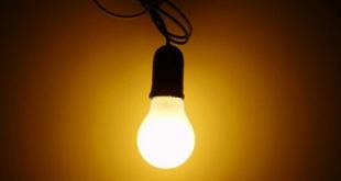 listrik menyala