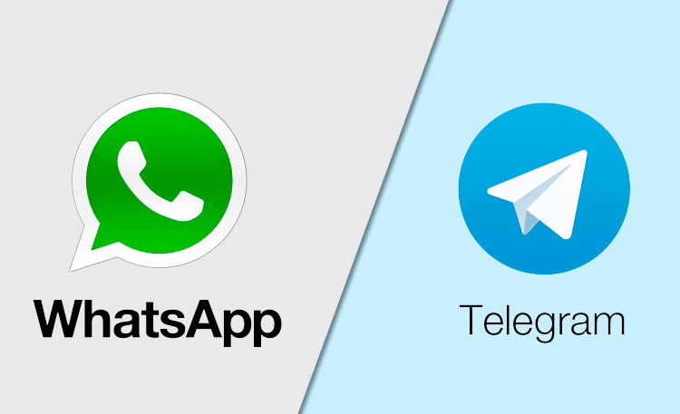 WA dan telegram