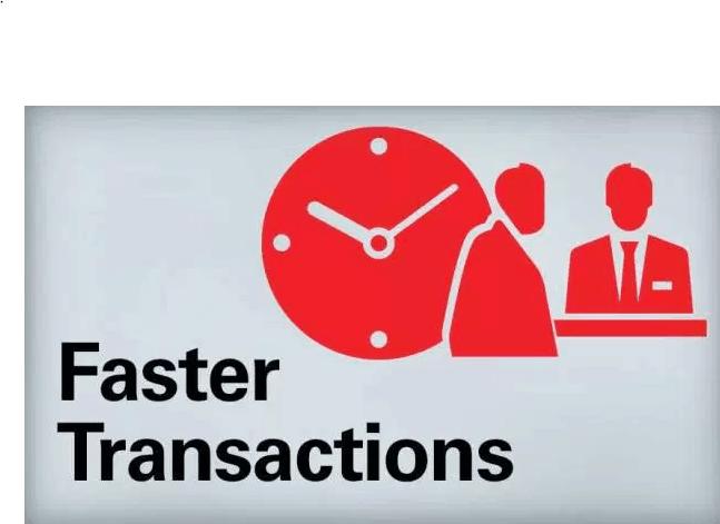 faster transaktion