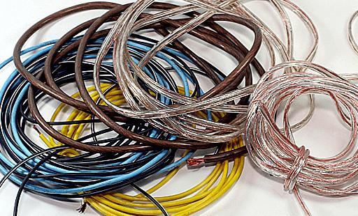 kabel kualitas rendah