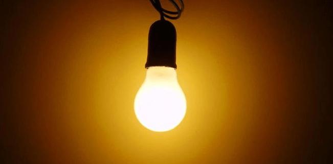 lampu malam hari