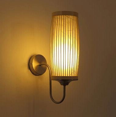 nyala lampu