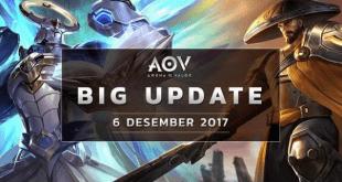 update aov