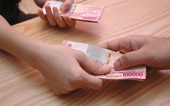 bayar cash