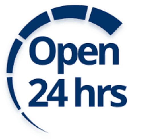 open 24 jam