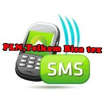 ppob via sms