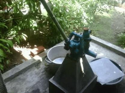sumur pompa