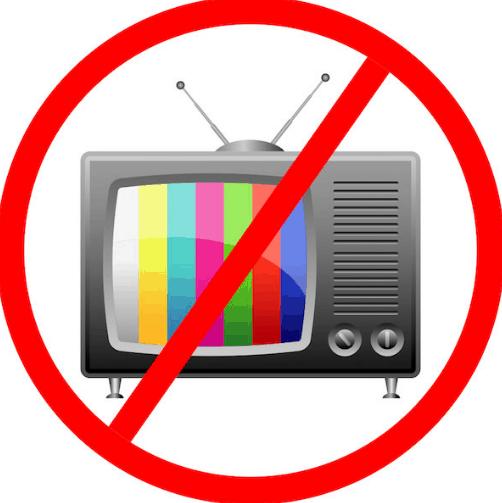 tidak membeli tv
