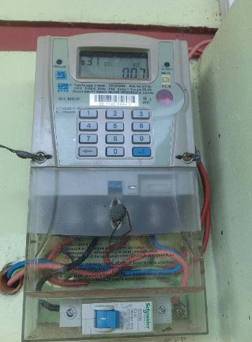 meter sudah normal