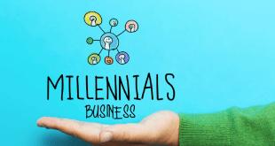 milenial bisnis