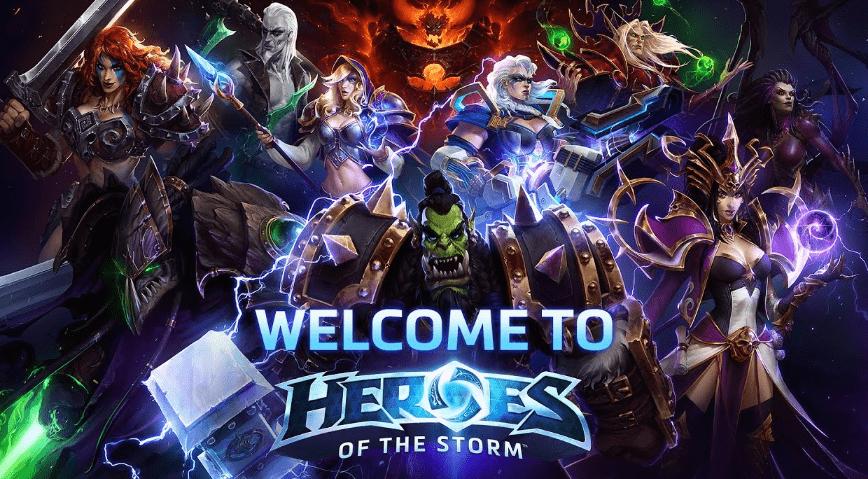 Heroes Storm
