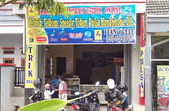 lokasi layanan ppob