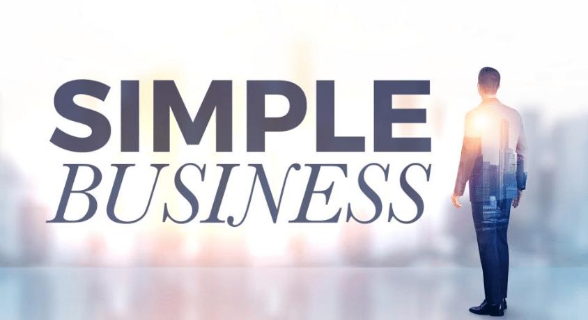 simple bisnis
