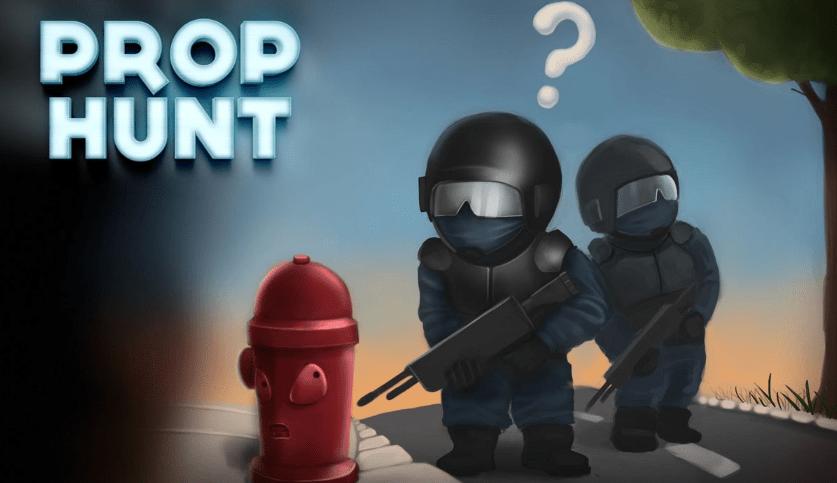 HIDE PROP Seek Online Hunt