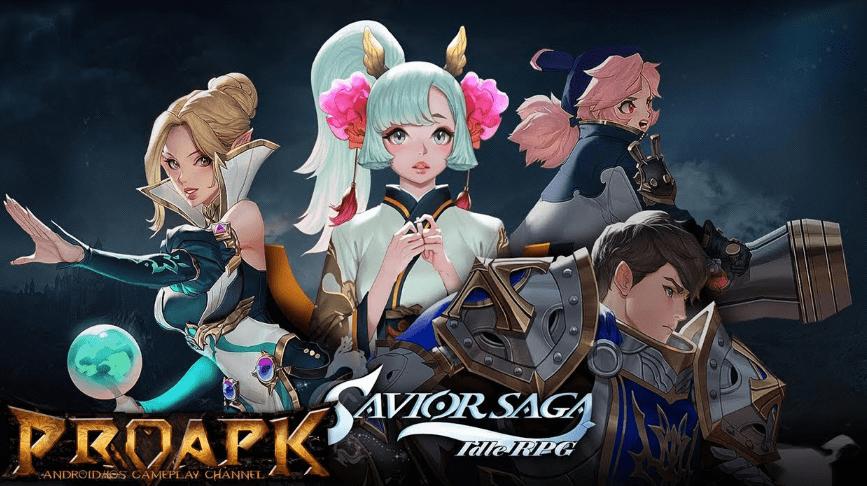 Savior Saga Idle RPG