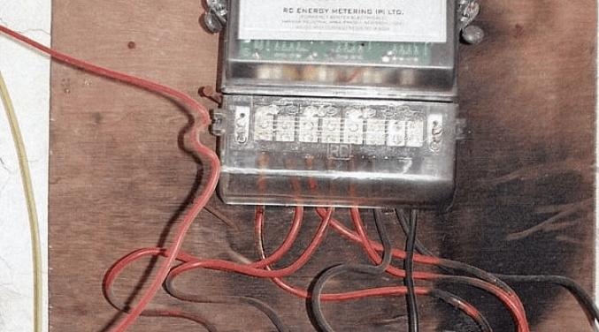 kabel yang buruk