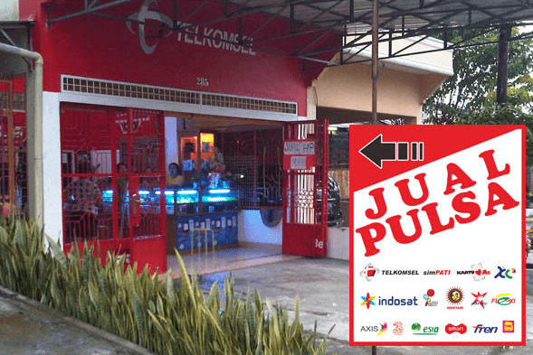 jualan pulsa all operator