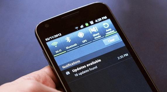 update aplikasi android