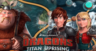 Dragons Titan Uprising