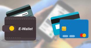 Dompet Elektronik dengan Uang Elektronik