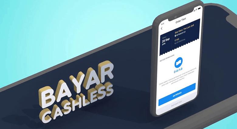 bayar cashless