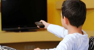 matikan tv sebelum tidur